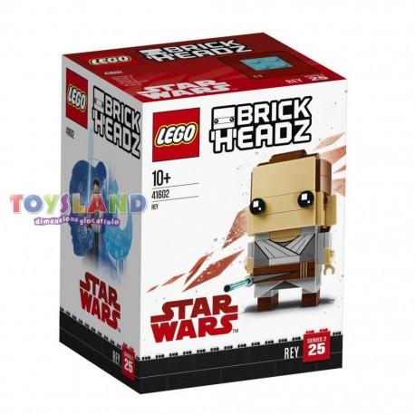 LEGO BRICKHEADZ STAR WARS - REY (41602)