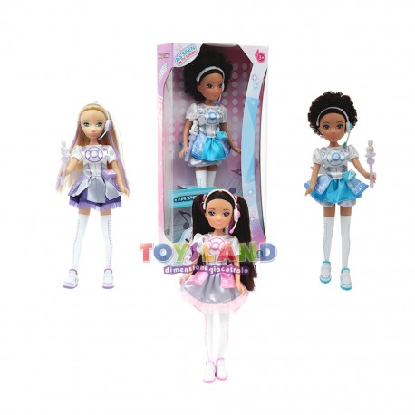 MIRACLE TUNES FASHION DOLL (MRC13000)