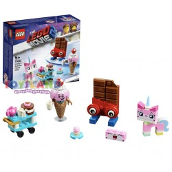 GLI AMICI DI UNIKITTY PIU DOLCI THE LEGO MOVIE 2 (70822)