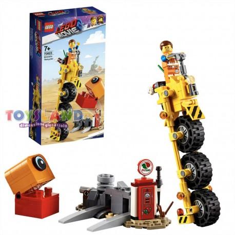 TRICICLO DI EMMET THE LEGO MOVIE 2 (70823)