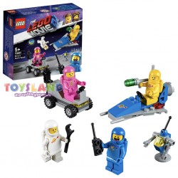 LA SQUADRA SPAZIALE DI BENNY THE LEGO MOVIE 2 (70841)