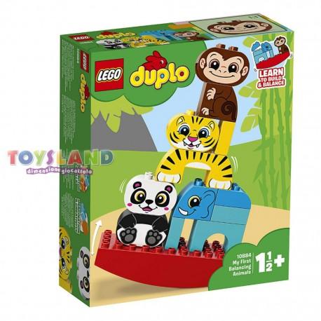 LEGO DUPLO I MIE PRIMI ANIMALI EQUILIBRISTI (10884)