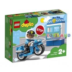 LEGO DUPLO MOTO DELLA POLIZIA (10900)