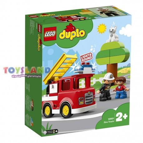 LEGO DUPLO AUTOPOMPA VIGILI DEL FUOCO (10901)