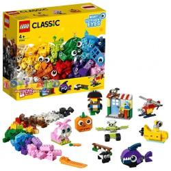 LEGO CLASSIC MATTONCINI E OCCHI (11003)