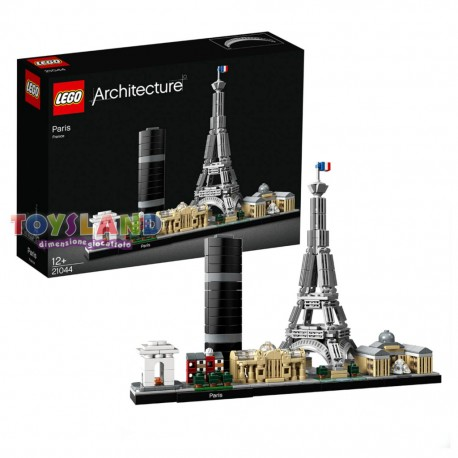 LEGO ARCHITECTURE PARIGI (21044)