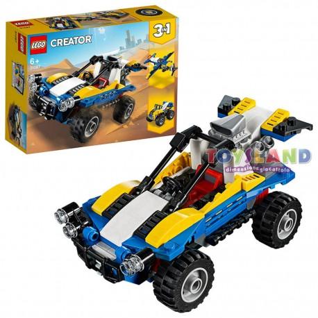 LEGO CREATOR 3 IN 1 DUNE BUGGY (31087)