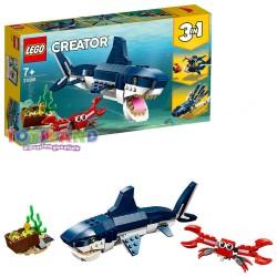 LEGO CREATOR 3 IN 1 CREATURE DEGLI ABISSI (31088)