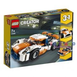LEGO CREATOR 3 IN 1 AUTO DA CORSA (31089)