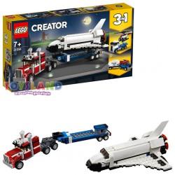 LEGO CREATOR 3 IN 1 TRASPORTATORE DI SHUTTLE (31091)