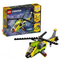 LEGO CREATOR 3 IN 1 AVVENTURA IN ELICOTTERO (31092)