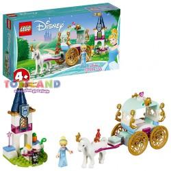 LEGO DISNEY PRINCESS GIRO IN CARROZZA DI CENERENTOLA (41159)