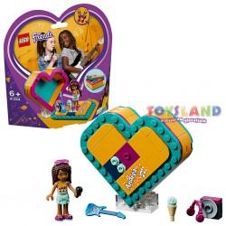 LEGO FRIENDS SCATOLA DEL CUORE DI ANDREA (41354)