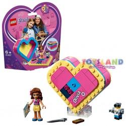 LEGO FRIENDS SCATOLA DEL CUORE DI OLIVIA (41357)