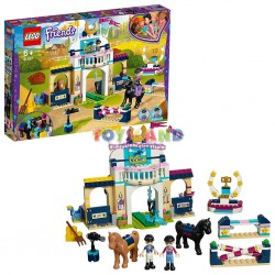 LEGO FRIENDS GARA EQUITAZIONE DI STEPHANIE (41367)