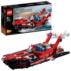 LEGO TECHNIC MOTOSCAFO DA CORSA 2 in 1 (42089)
