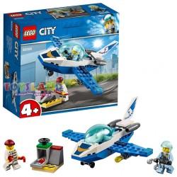 LEGO CITY PATTUGLIAMENTO POLIZIA AEREA (60206)