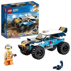 LEGO CITY AUTO DA RALLY DEL DESERTO (60218)