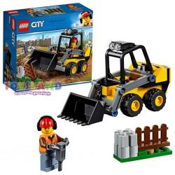 LEGO CITY RUSPA DA CANTIERE (60219)