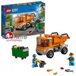 LEGO CITY CAMION SPAZZATURA (60220)