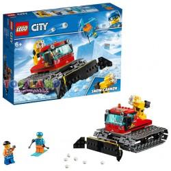 LEGO CITY GATTO DELLE NEVI (60222)