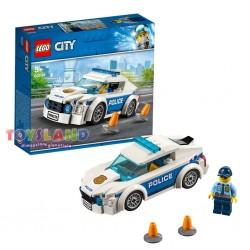 LEGO CITY AUTO DI PATTUGLIA DELLA POLIZIA (60239)