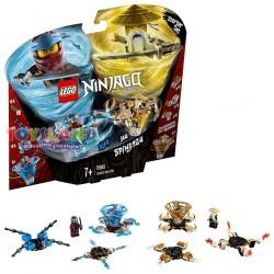 LEGO NINJAGO NYA E WU SPINJITZU (70663)