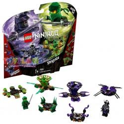 LEGO NINJAGO LLOYD CONTRO GARMADON SPINJITZU (70664)