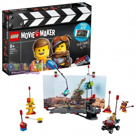 LEGO MOVIE MAKER THE LEGO MOVIE 2 (70820)