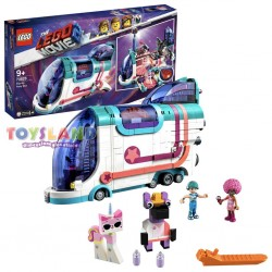 PARTY BUS POP UP THE LEGO MOVIE 2 (70828)
