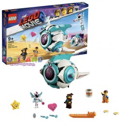L' ASTRONAVE SORELLARE DOLCE SCONQUASSO THE LEGO MOVIE 2 (70830)