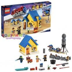 LA CASA DEI SOGNI/RAZZO DI SOCCORSO DI EMMET 2 IN 1 THE LEGO MOVIE 2 (70831)