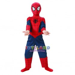 SPIDERMAN CLASSIC COSTUME TAGLIA L (IT886919)