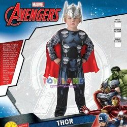 COSTUME THOR CON ELMO TAGLIA L (IT610735)