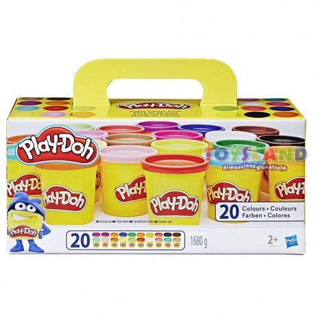 PLAYDOH SUPER COLOR PACK (A7924)