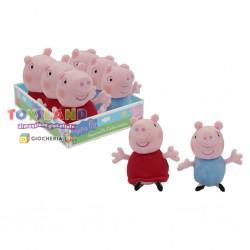 PEPPA PIG E GEORGE PELUCHE (PPC42000)