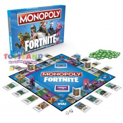 MONOPOLY FORTNITE (E6603103)