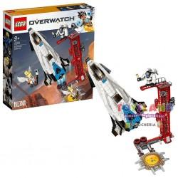 LEGO OVERWATCH OSSERVATORIO: GIBILTERRA (75975)