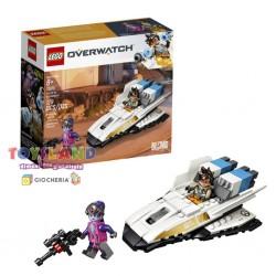 LEGO OVERWATCH TRACER VS WIDOWMAKER (75970)
