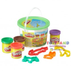 PLAYDOH MINI SECCHIELLI (23414)