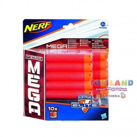NERF MEGA REFILL 10 DARDI CENTURION (A4368)
