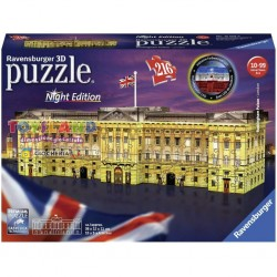 PUZZLE 3D BUCKINGHAM PALACE NIGHT EDITION (12529)