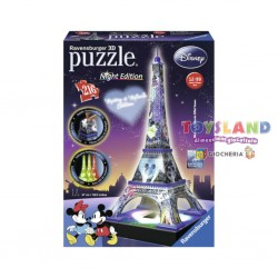 PUZZLE 3D TOUR EIFFEL NIGHT EDITION (12520)