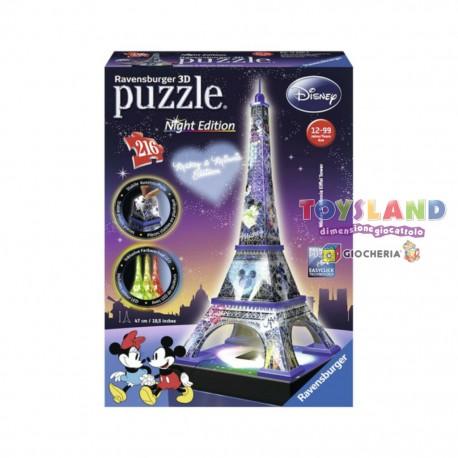 PUZZLE 3D TOUR EIFFEL NIGHT EDITION (12520)