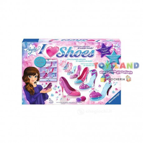 I LOVE SHOES MAXI NEW EDITION (18707)