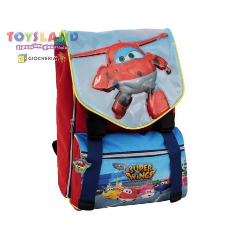 ZAINO SUPERWINGS ESTENSIBILE Con GADGET (UP902000)