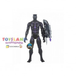 AVENGERS TITAN HERO POWFX BLACK PANTHER (E3306103)