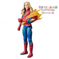 AVENGERS TITAN HERO POWER FX CAPTAIN MARVEL (E3307103)