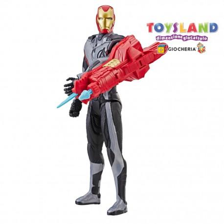 AVENGERS TITAN HERO POWER FX IRONMAN (E3298103)