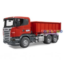 SCANIA R-SERIES CON CASSONE RIBALTABILE (03522)